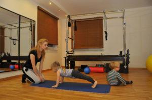 Gimnastyka dla dzieci